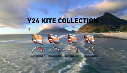 RRD 2019: Y24 Kite Collection