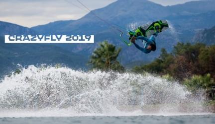 CrazyFly 2019: Coole neue Kites, Boards, Foils und Bars