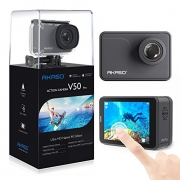 AKASO Action Cam V50 PRO Ultra HD 4K/30fps 20MP wasserdichte Action Kamera