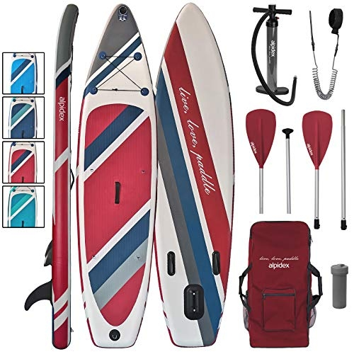 Alpidex 320 Sup Stand Up Paddle Board Set