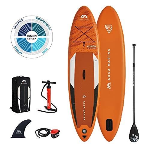 "Aqua Marina Fusion 10'10"" BT-21FUP iSup Sup Stand Up Paddle Board"