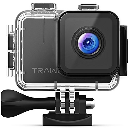 APEMAN Trawo 4K Ultra HD 20MP WIFI wasserdichte Unterwasser Action Kamera
