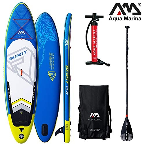 Aqua Marina Beast 10.6 iSUP Sup Stand Up Paddle Board 2019