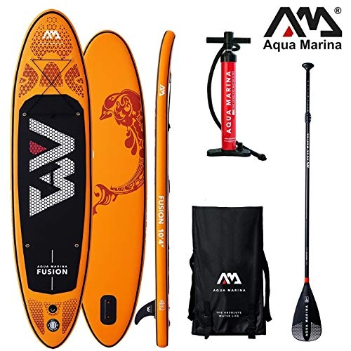 Aqua Marina Fusion Paddel iSUP Stand up Paddle Board Set 2019