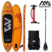 Aqua Marina Fusion Paddel iSUP Stand up Paddle Board Set