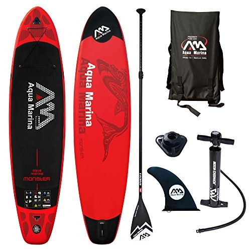 Aqua Marina Monster 12.0 iSUP Sup Stand Up Paddle Board