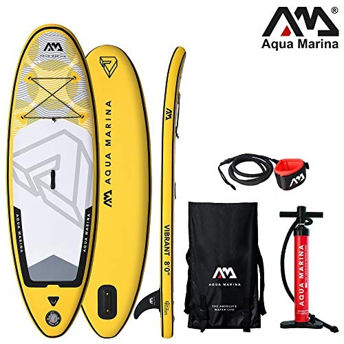 Aqua Marina Vibrant 8'0″ 244cm Stand UP Paddelboard iSUP SUP 2018