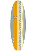 "BIC Paint Mini Shortboard 5'6"" Surfbrett 2018"