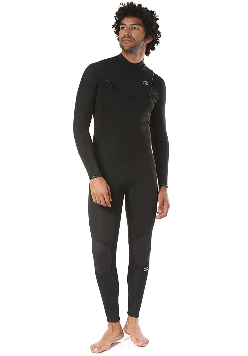 Billabong Furnace Absolute 4/3 Chest Zip GBS Full Suit