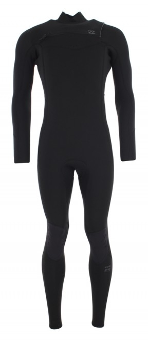 Billabong Furnace Comp 4/3 Chest Zip Full Suit