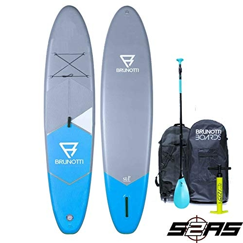 Brunotti Fat Ferry 10.6 SUP Stand Up Paddle Board 2017