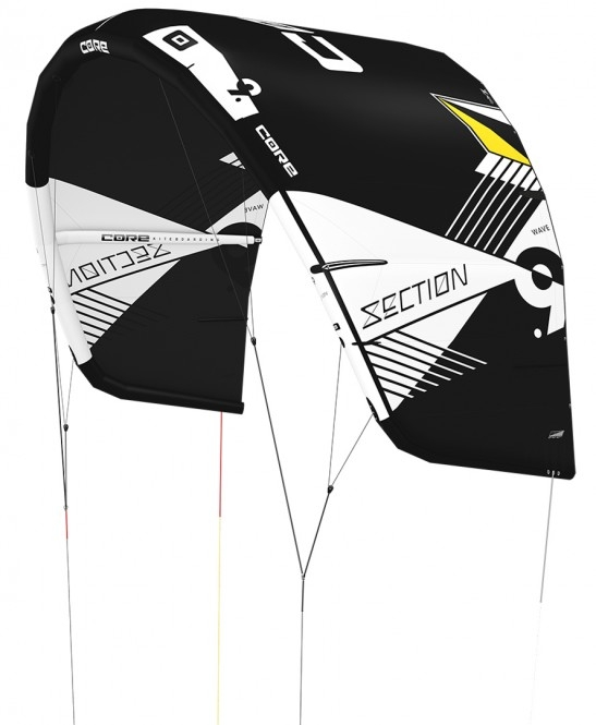 Core Section Wave Kite 2019