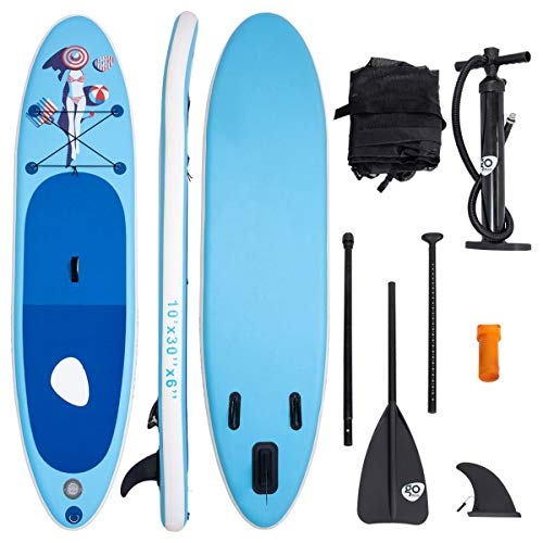 Costway 305cm Stand Up Paddelboard SUP 2018