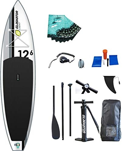 D7 Gladiator LT 12.6 SP Stand Up Paddelboard SUP