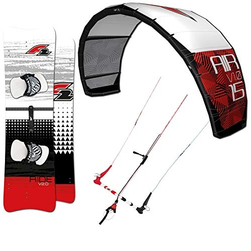 F2 Big Air V1.0 Kite + Bar + Board 2019