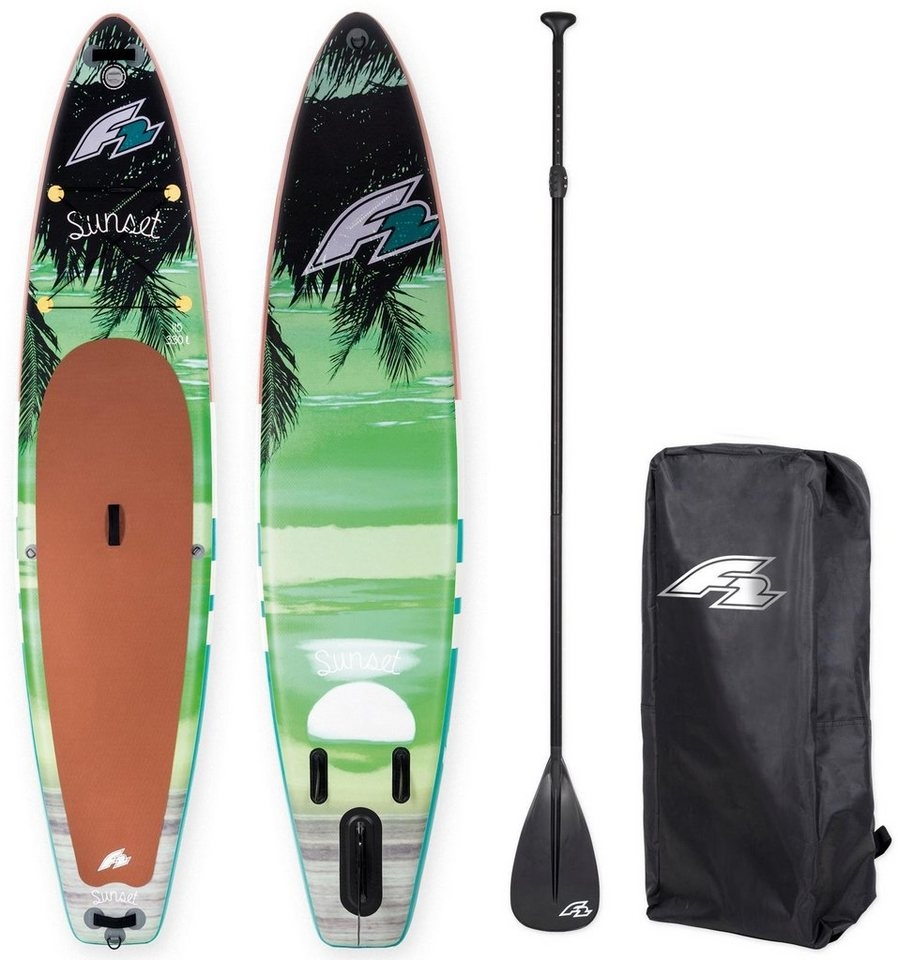 F2 Sunset Stand Up Paddelboard SUP 2019