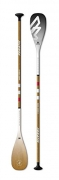 Fanatic Bamboo Carbon 50 7.25 3-Piece SUP Paddel 2018