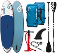 Fanatic Pure Air 10.4 SUP Board mit Pure Paddel