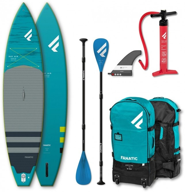 Fanatic Ray Air Premium 12'6″ SUP Stand Up Paddle Board 2020