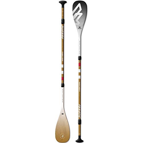 Fanatic Bamboo Carbon 50 3-Piece SUP Paddel 2019