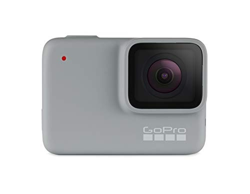 GoPro HERO7 White wasserdichte digitale Actionkamera mit Touchscreen, 1440p-HD-Videos, 10-MP-Fotos