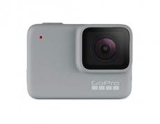 GoPro HERO7 White wasserdichte digitale Actionkamera mit Touchscreen, 1440p-HD-Videos, 10-MP-Fotos