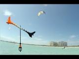 Kitesurfen lernen: Jump Transition