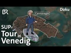 SUP-Tour durch Venedig: Stadtführung der besonderen Art mit dem Schmidt Max