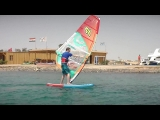 Windsurf-Tutorial: Helikopterwende