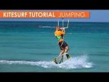 Kitesurfen lernen: Springen, Teil 1 > Kleine Sprünge, mittlere Sprünge & Fehler