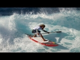SUP in Hawaii w/ Airton Cozzolino & Kai Lenny
