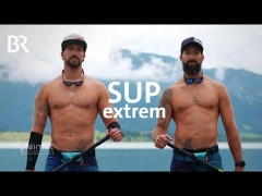 Extremsport SUP – Stand Up Paddling – Wassersport extrem