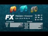 Cabrinha FX Kites 2019