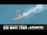 Nichts für schwache Nerven: World Surf League – Big Wave Tour – Men's Jaws Challenge – Round 1, Heat 1