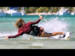 GIRLS OF KITESURFING by Stance Kiteboarding