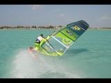 WIND COACHING: Wie der Windsurfing Jibe gelingt