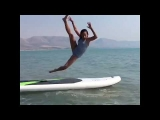 People VS Paddle boards – Funny paddleboard fails