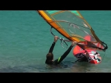 Windsurf-Tutorial: Wasserstart