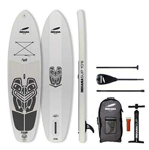 Indiana 10'6 Family Pack Inflatable SUP Stand Up Paddle Board 2019