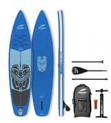 Indiana 11'6 Family Pack Inflatable SUP Stand Up Paddle Board 2019