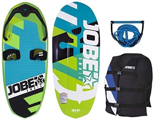 Jobe Omnia Multiboard Surfboard Kneeboard Wakeboard mit Starter Hantel
