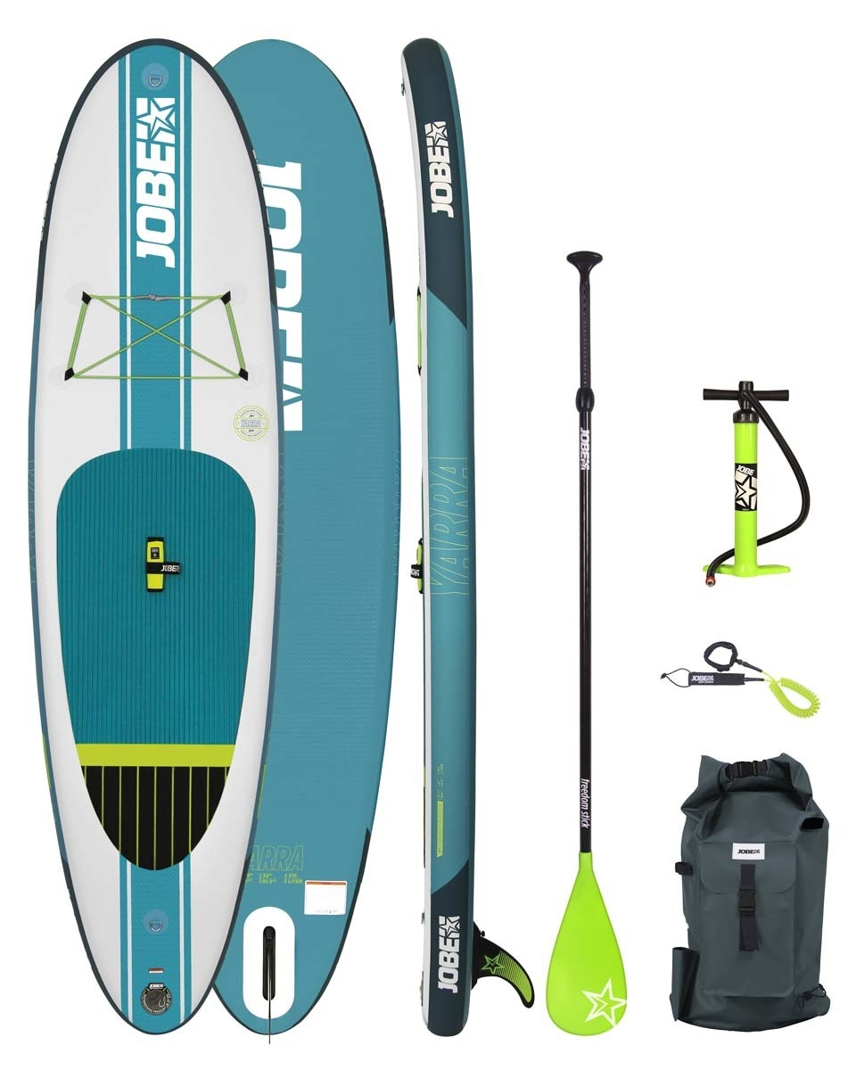 Jobe Yarra Aero 10'6″ 320cm Inflatable Stand Up Paddle Board
