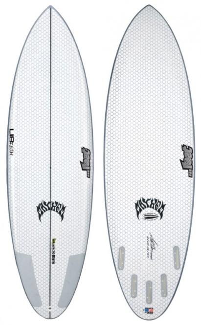LIB TECH LOST QUIVER KILLER Surfboard 6,0