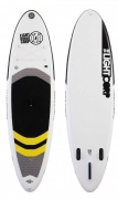 Light Silver Allround Wide SUP Stand Up Paddle Board 2019