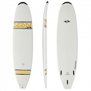 BIC Natural 7'9″ Surfboard weiß 2018