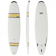 BIC Natural 7'9″ Surfboard weiß 2018