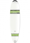 "BIC Mini Nose Rider 7'6"" Surfboard weiß 2018"