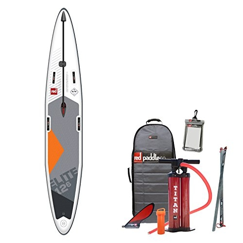 Red Paddle Elite 12'6″ 381cm Inflatable Stand Up Paddle Board