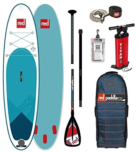 Red Paddle Ride 10'6″ 320cm Inflatable Stand Up Paddle Board