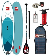 Red Paddle Ride 10'6″ 320cm Inflatable Stand Up Paddle Board 2018